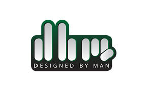 DESIGNED BY MAN